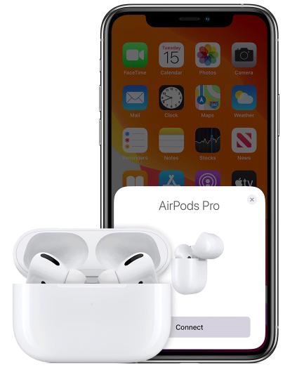 아이폰 에어팟 연결